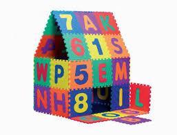 tappeti puzzle tappeto puzzle lettere e numeri a 14 90 groupalia