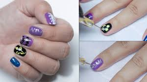 diy dry marble nail art designs nail painting tips for