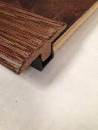 Laminate Floor Door Bars Real Solid Wood T Section Flooring Profiles Trims Door Threshold T