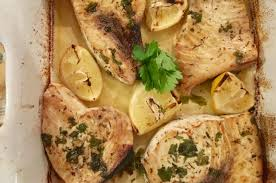 calabrian cuisine recipe calabrian baked swordfish sons and daughters of