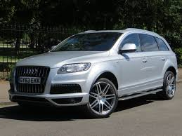 audi a7 modified used audi q7 cars second hand audi q7