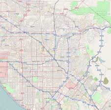 Map Of Riverside County Anaheim Resort Wikipedia