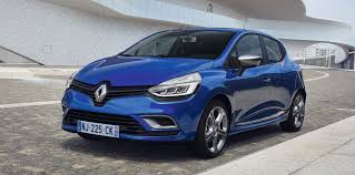 renault christmas 2017 renault clio rs and gt line unveiled photos 1 of 8