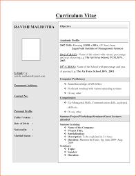 Resume Format For Bpo Jobs For Freshers Resume Sample For Bds Freshers Augustais