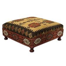 leather tufted storage ottoman furniture elegant living room coffee table ideas with square