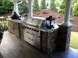 Outside Kitchen Design Ideas Outdoor Kitchen Designs With Smoker