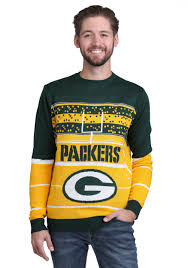 green bay packers lights green bay packers stadium light up ugly x mas sweater