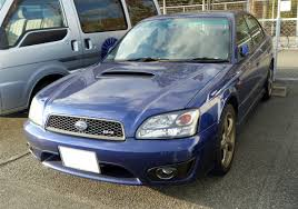 file subaru legacy b4 rs be5 front jpg wikimedia commons