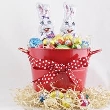 easter baskets online chocolate easter baskets hers order online express delivery