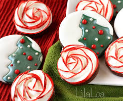 289 best christmas cookies images on pinterest decorated cookies