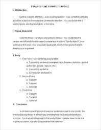 free word templates for word apa essay format template essay outline exle free word doc