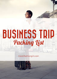 Iowa travel packing list images Business trip packing list for minimalist fashionistas jpg
