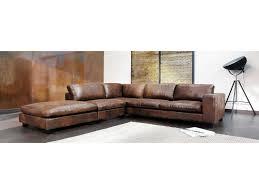 jete de canape d angle canapé canapé d angle en cuir best of canape angle cuir vieilli