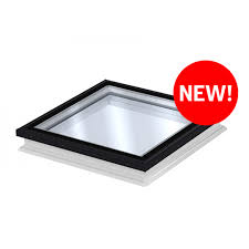 velux cfp 090120 s00m fixed flat glass roof window 90x120cm flat