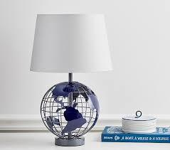 globe complete lamp pottery barn kids