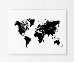 Home Decor Wall Decor Best 25 Map Wall Decor Ideas On Pinterest Travel Decorations