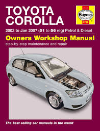 motoraceworld toyota manuals