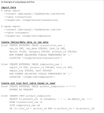 Create External Table Hive Data Warehousing On Hadoop Osscube Blog