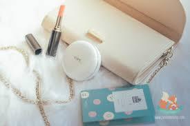 review iope air cushion matte longwear punica makeup