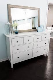 Bedroom Dresser Ikea Ikea Hemnes 8 Drawer Dresser White Rustic Shabby Chic House
