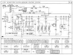 1991 mazda b2600i wiring diagram engine control system b2600i com