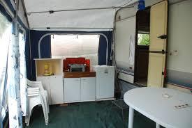cuisine caravane location caravane avec auvent 3 personnes morbihan camping la