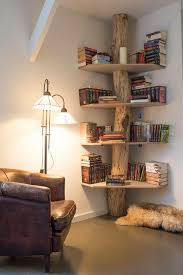 Wood Bookshelves by Best 25 Natural Wood Furniture Ideas On Pinterest Book Tree