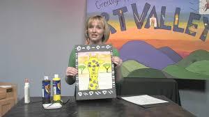 art for kids how to paint an african giraffe jerrysartarama com
