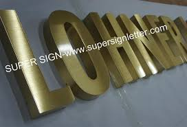 metal sign letters led sign letters outdoor signs and custom signs