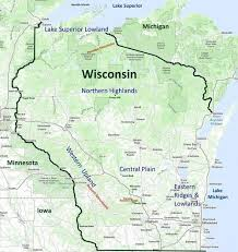 Wisconsin mountains images Wisconsin summits trails climbing hiking mountaineering jpg