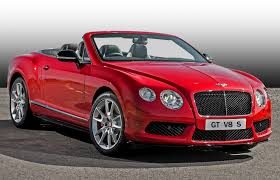 bentley convertible red bentley continental gt convertible red image 15