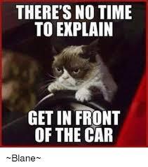 No Time To Explain Meme - 25 best memes about fandom meme fandom memes