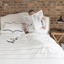 World Map Duvet Cover Uk by Doodle Customisable Cotton Queen Duvet Cover Eatsleepdoodle Usa