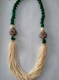 beads jewelry necklace images Semi precious beads necklace semi precious beads jewellery jpg
