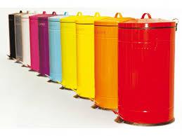 poubelle a pedale cuisine poubelle à pédale 50l 40l 30l design et pas cher pour cuisine