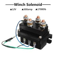 winch solenoid ebay