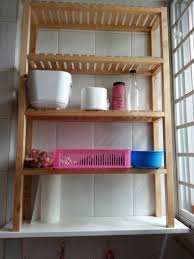 Ikea Kitchen Storage Molger From Bathroom To Kitchen Shelf Ikea Hackers Ikea Hackers