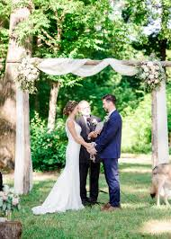 wedding arches definition soft stunning in asheville boone nc wooden arbor