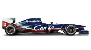 more retro liveries on modern f1 cars racing