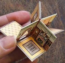 how to make a folding dolls u0027 house doll houses papercraft and