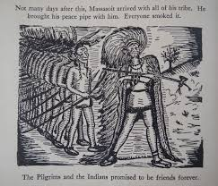 pilgrims and thanksgiving history thanksgiving thoughts u2026about indians and settlers all in