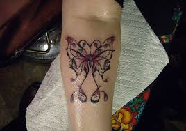 butterfly and flower tattoos 30 terrific tribal butterfly