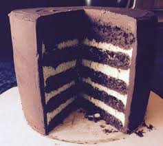 mini layer cake vb 2015 thm trimtastic chocolate zucchini cake