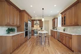 Medium Brown Kitchen Cabinets On X Smart Budget Kitchen - Medium brown kitchen cabinets