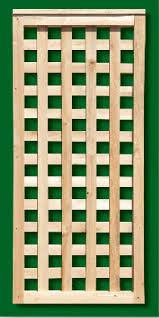 wood lattice wall eastern white cedar fence wood arbors pergolas