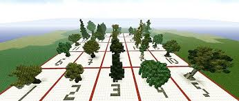 european tree pack minecraft project