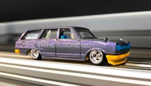 nissan stanza wagon slammed the wheels hakosuka skyline wagon is going to be special