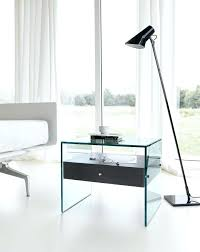 Mirrored Glass Nightstand Redoubtable Glass Bedroom Furniture Mirrored Glass Bedroom
