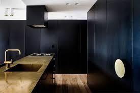Black Kitchen Decorating Ideas