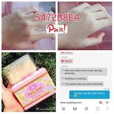 Sabun Thailand 17 khasiat top terbukti sabun soap jelly asli before after